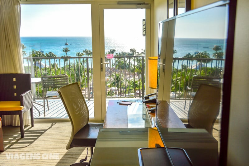 Lua de Mel em Aruba: Hotel Onde Ficar em Palm Beach - Aruba Marriott