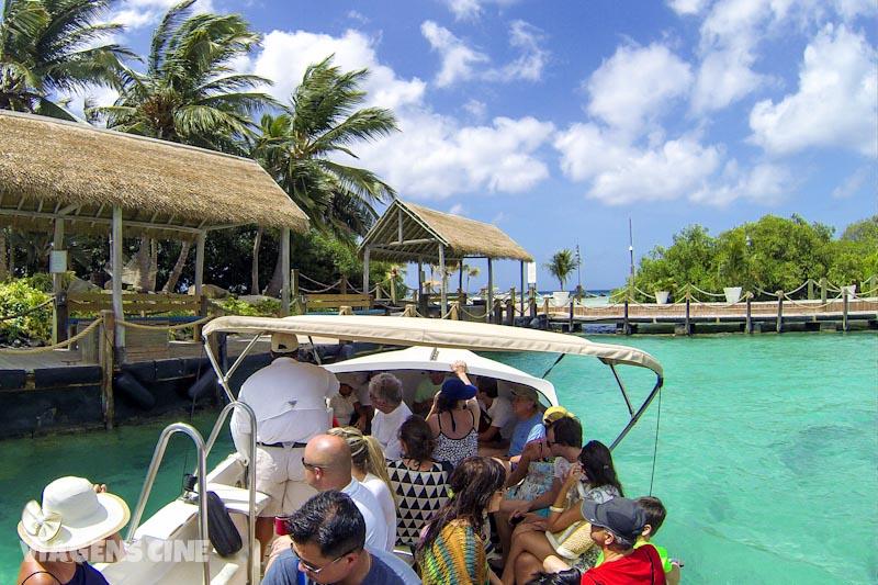 Flamingo Beach: Renaissance Island - Passeios em Aruba