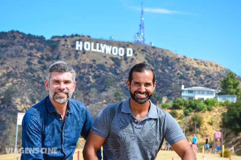 Roteiro Road Trip California: San Francisco a Los Angeles - Letreiro de Hollywood