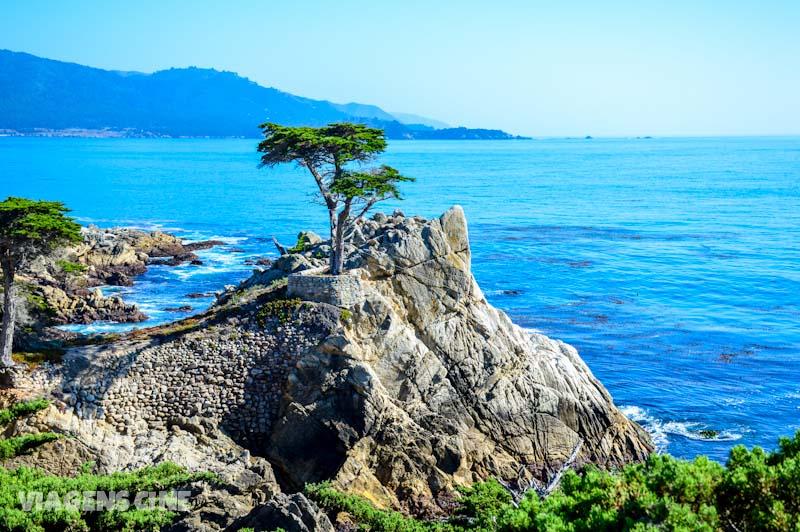 Roteiro Road Trip California: San Francisco a Los Angeles: 17 Mile Drive, Carmel e Monterey