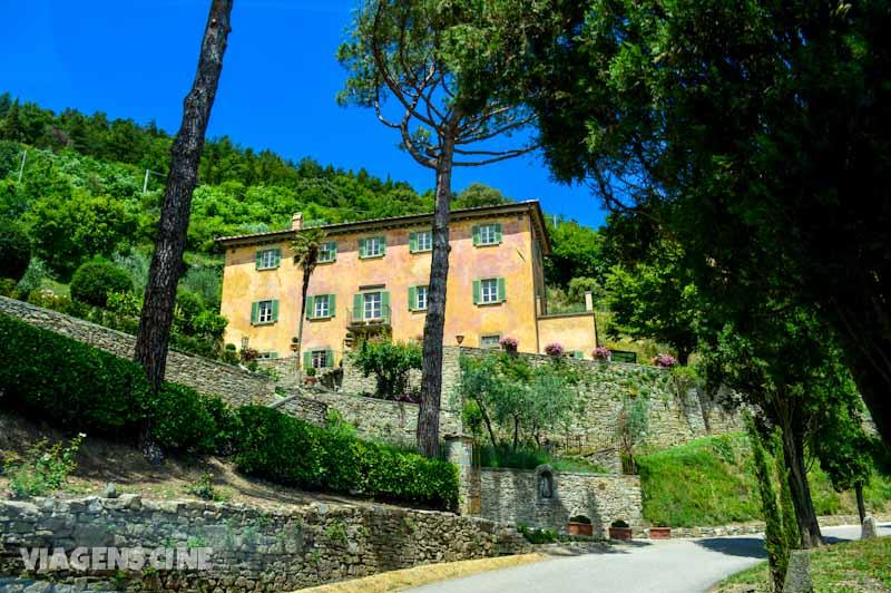 Bramasole é a casa que encantou a autora de Sob o Sol da Toscana na vida real