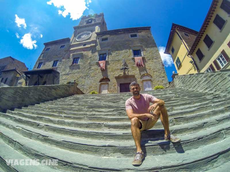"""""""Sob o Sol da Toscana"""", filme que inspirou nossa viagem na Toscana: Cortona"""