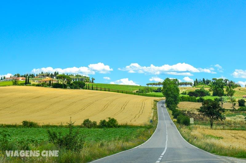 """""""Sob o Sol da Toscana"""", filme que inspirou nossa viagem na Toscana"""