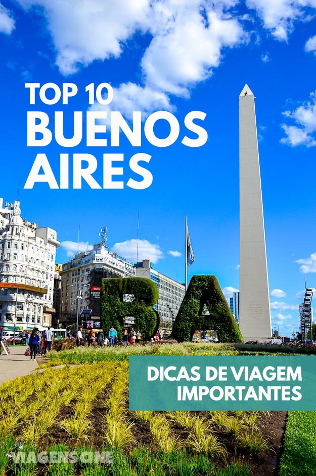 Buenos Aires: Top 10 Dicas de Viagem Importantes na Argentina