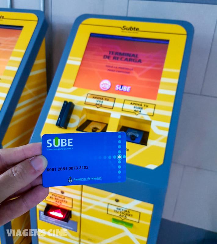 Como Andar de Metro em Buenos Aires