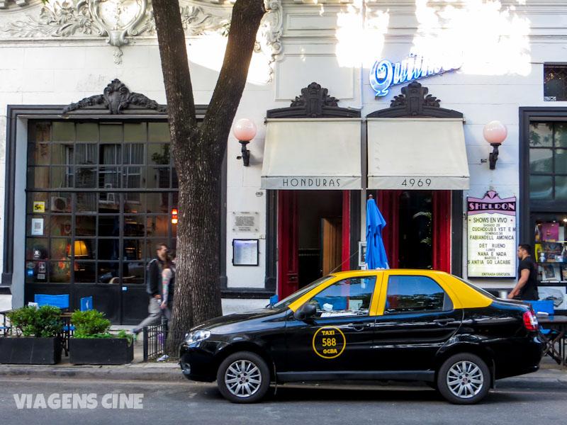 Como andar de táxi em Buenos Aires
