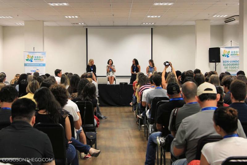 Encontro de Blogueiros de Viagem em Belo Horizonte