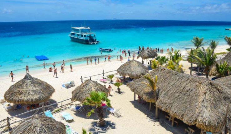 Passeio de Barco Klein Curacao: Mermaid Boat Trips