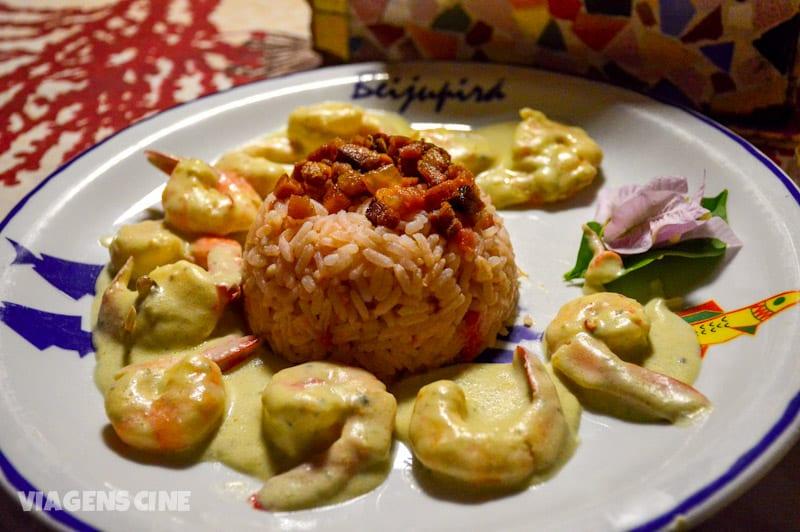 Restaurantes Porto de Galinhas: João Maracaípe