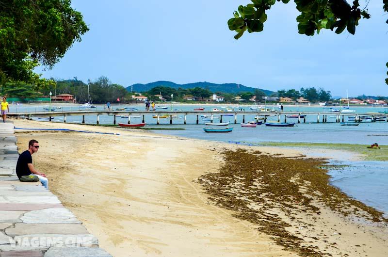 Porto da Barra Búzios: Praia de Manguinhos