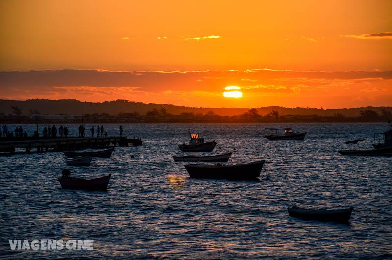 Búzios Pôr do Sol Porto da Barra
