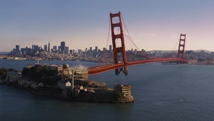 San Francisco Locação de Cinema