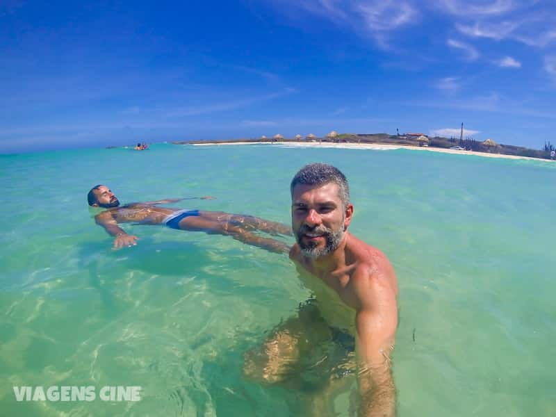 Melhores Praias de Aruba: Arashi Beach