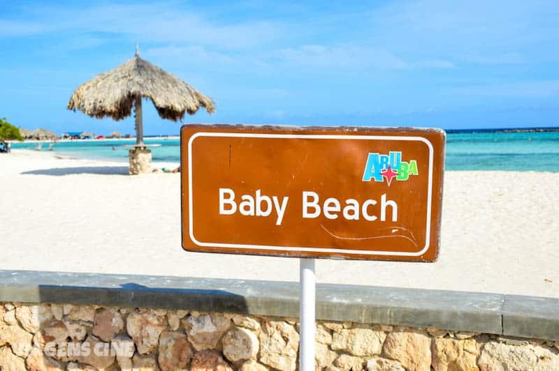 Melhores Praias de Aruba: Baby Beach