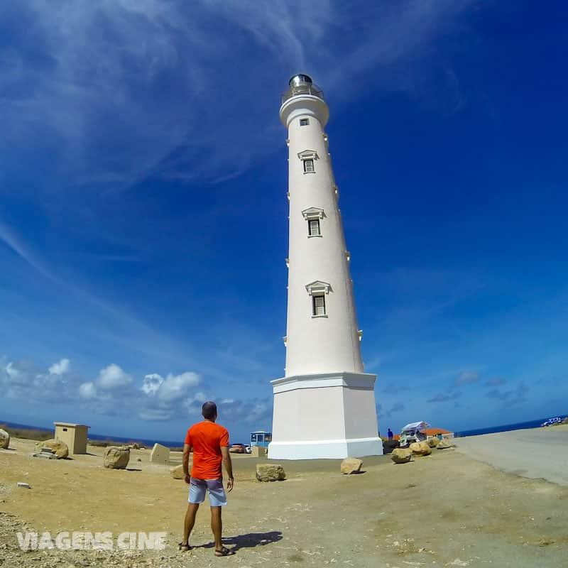 Melhores Praias de Aruba: Farol California