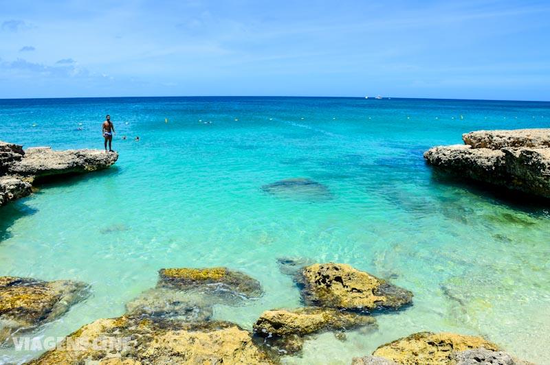 Melhores Praias de Aruba: Malmok Beach