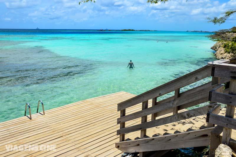 Melhores Praias de Aruba: Mangel Halto