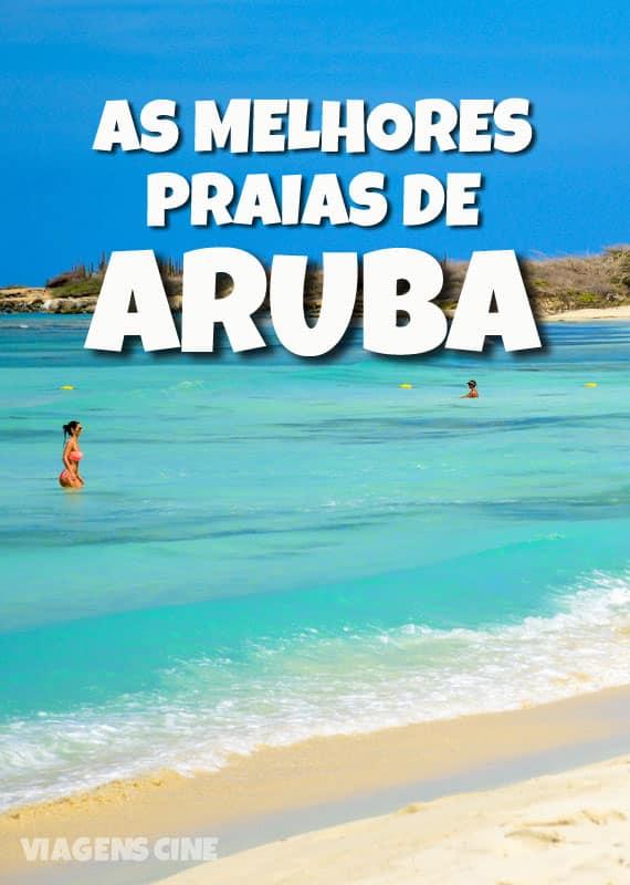 As Melhores Praias de Aruba: Um roteiro de norte a sul da ilha