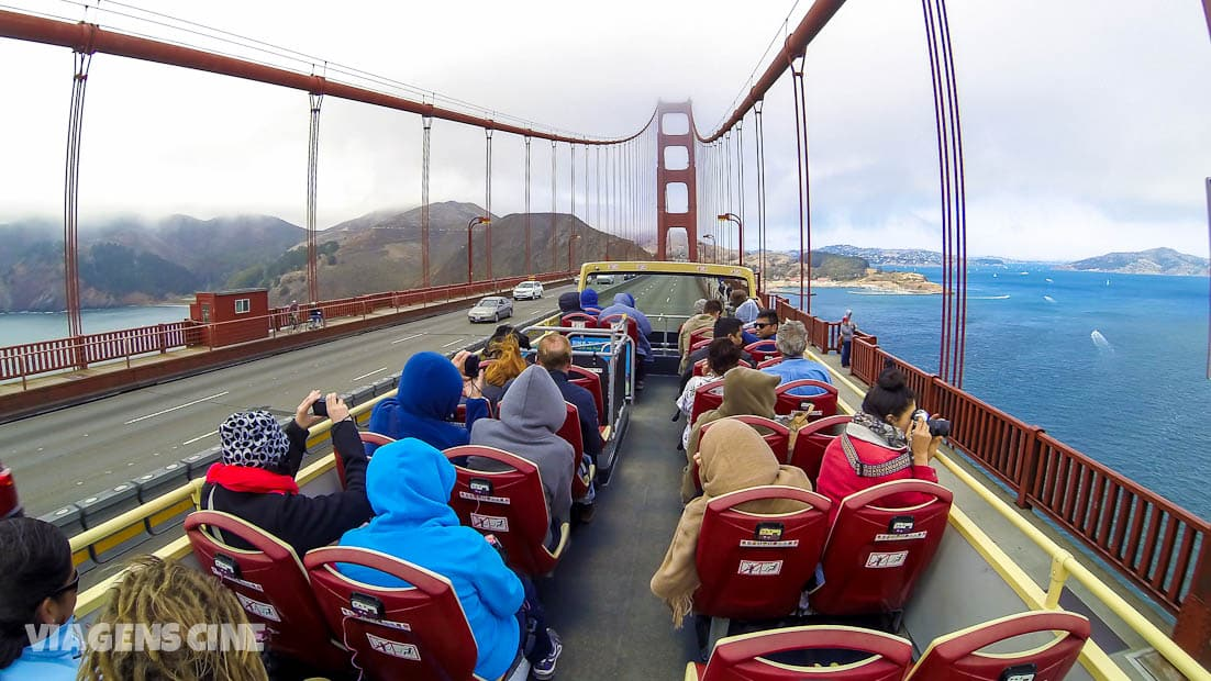 San Francisco Dicas Big Bus Tours