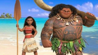 Moana e as Ilhas do Tahiti Polinésia Francesa