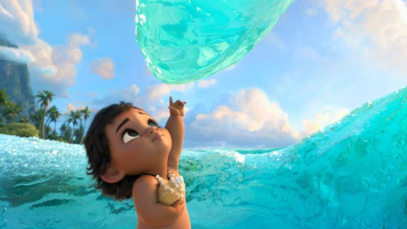 Moana, filme inspirado na Polinésia Francesa e Tahiti