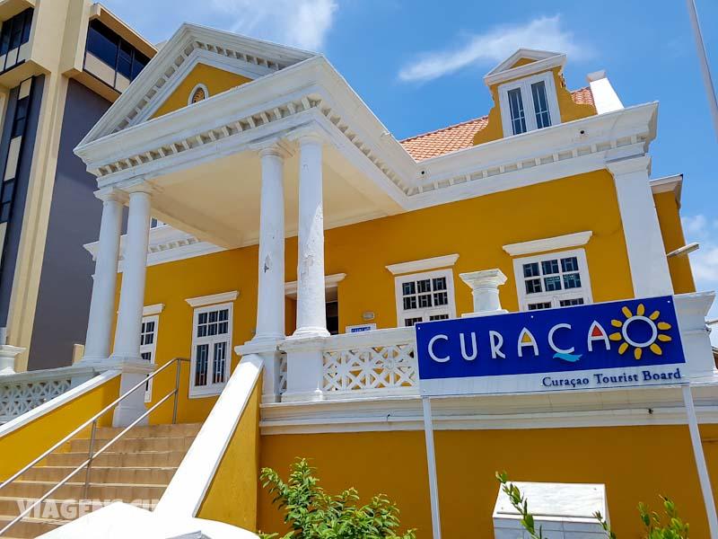 Willemstad Curaçao Roteiro no Centro Histórico