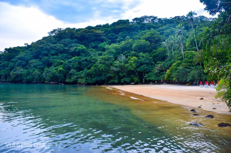 Circuito Vila do Abraão: Praia da Crena
