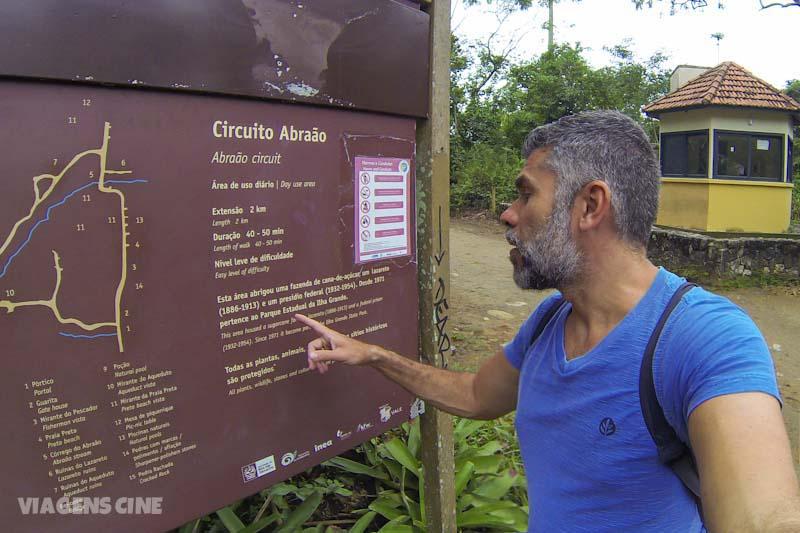 Ilha Grande com Chuva: Circuito Vila do Abraão, Praia do Abraãozinho e Aquetudo
