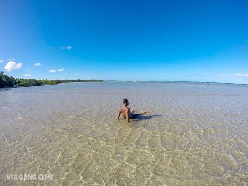 Praia de Garapuá em Morro de SP: Praia do Encanto