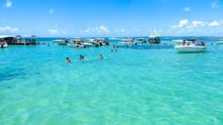 Praia de Garapuá: Passeio em Morro de SP e Piscinas Naturais