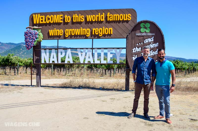 Napa Valley Dicas Vinícolas Califórnia