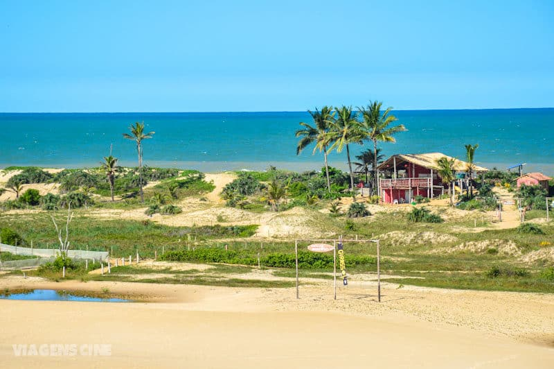 Melhores Praias do Espírito Santo: Praia de Itaúnas