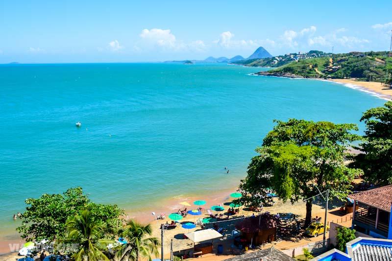 Melhores Praias do Espírito Santo: Praia da Areia Preta, Iriri