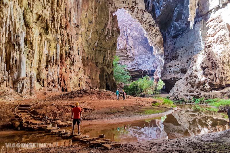 Parques Nacionais do Brasil: Cavernas do Peruaçu