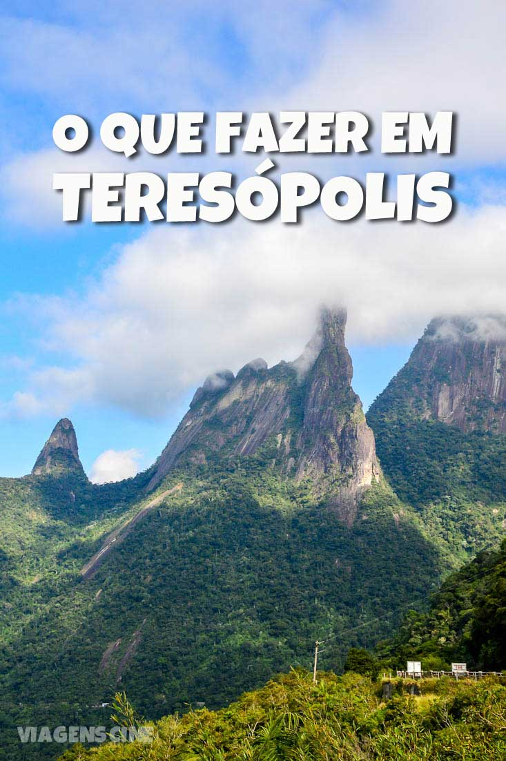 O que fazer em Teresópolis RJ