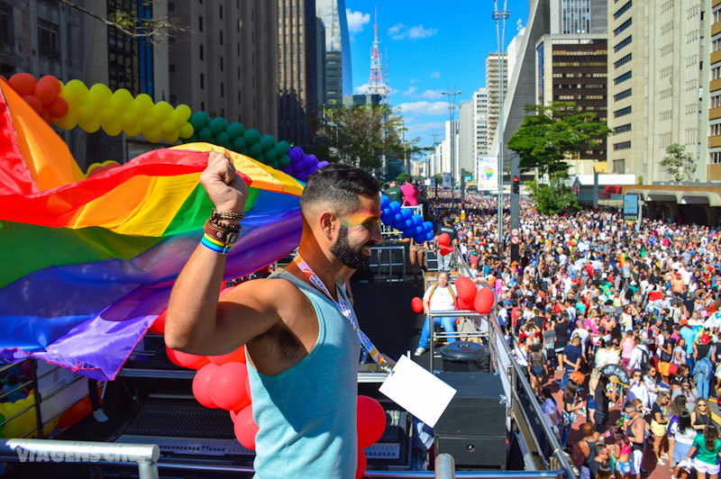 Parada Orgulho LGBT de São Paulo