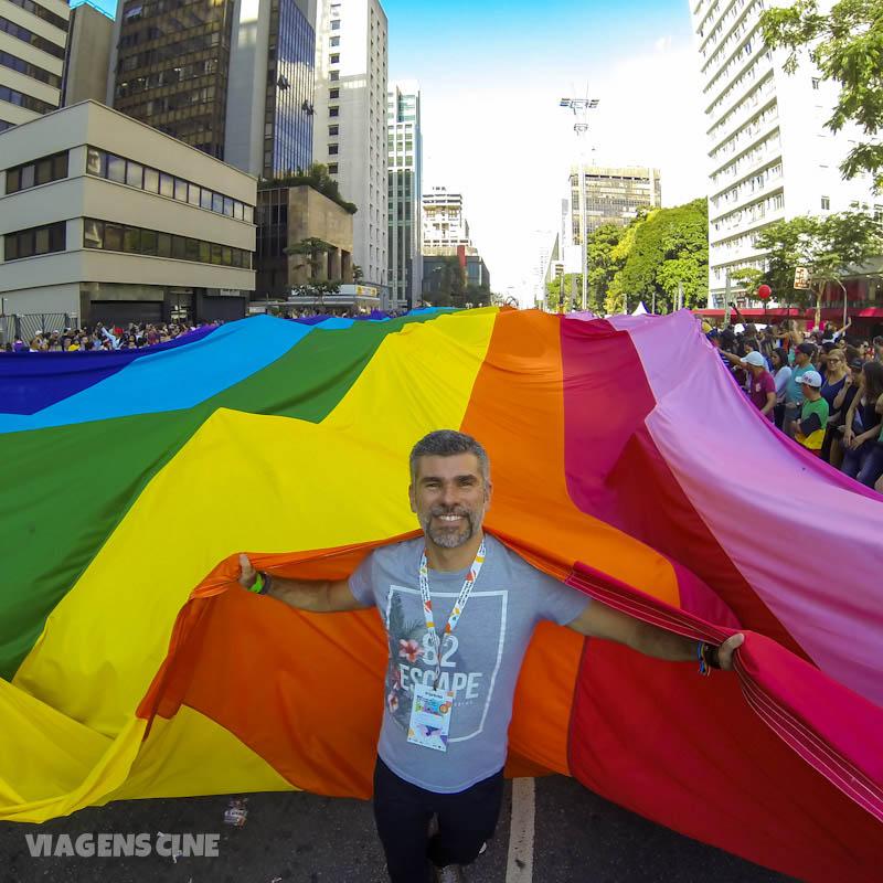 Parada do Orgulho LGBT de São Paulo: 2017