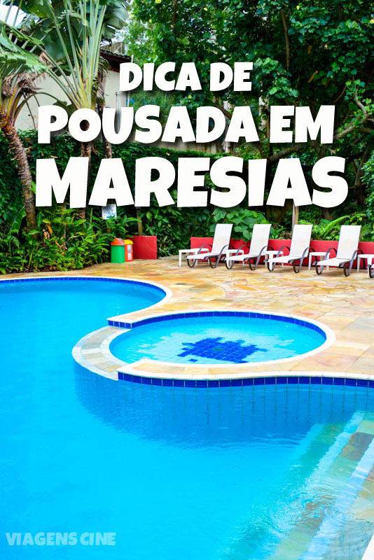 Pousada Maresias SP: Porto Mare Pousada
