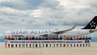 Star Alliance 20 Anos