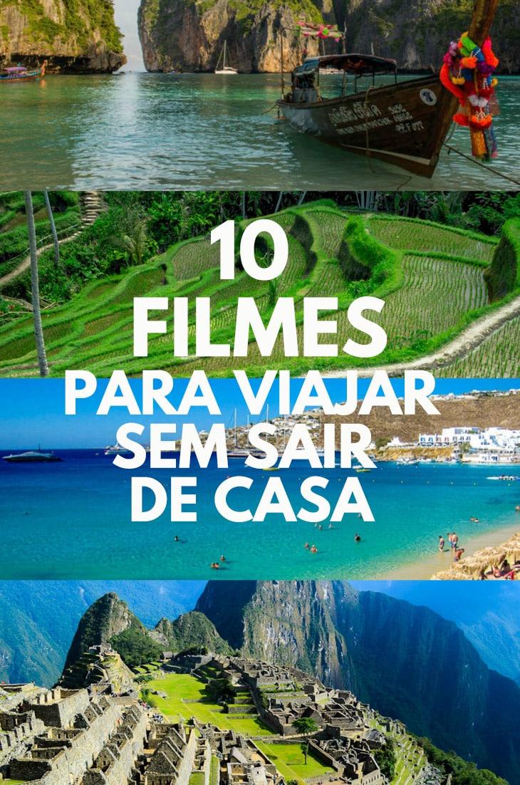 10 Filmes para Viajar sem Sair de Casa (e Inspirar Futuras Viagens) - Filmes na Netflix ou YouTube