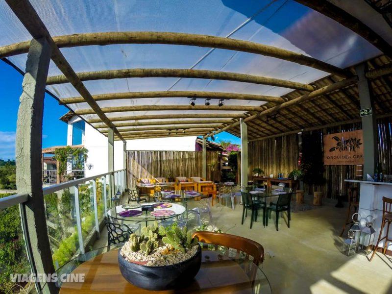O que fazer em Guarapari - Espírito Santo: Bistrô e Pousada Orquídea Café