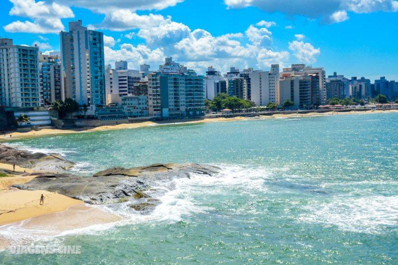 O que fazer em Guarapari - Espírito Santo: Praia da Areia Preta