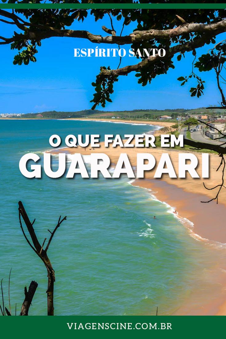 O que fazer em Guarapari