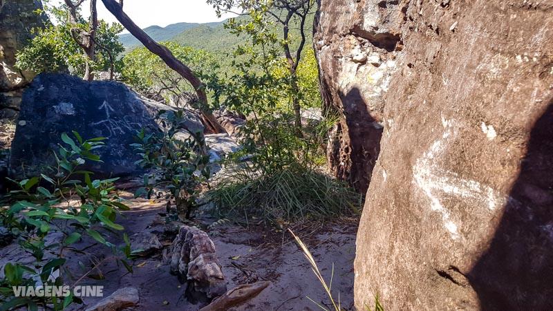 Mirante da Janela e Cachoeira do Abismo - Chapada dos Veadeiros