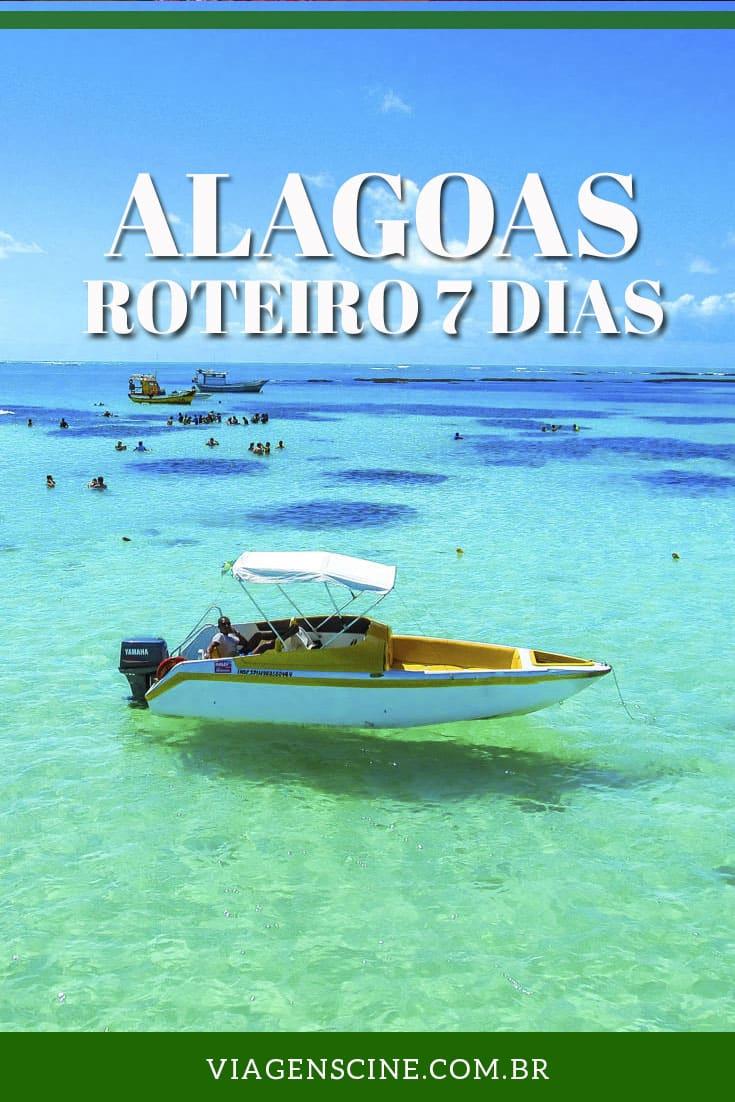 Alagoas: Dicas e Roteiro de 7 a 10 Dias - Maceió, Maragogi e Praia do Gunga