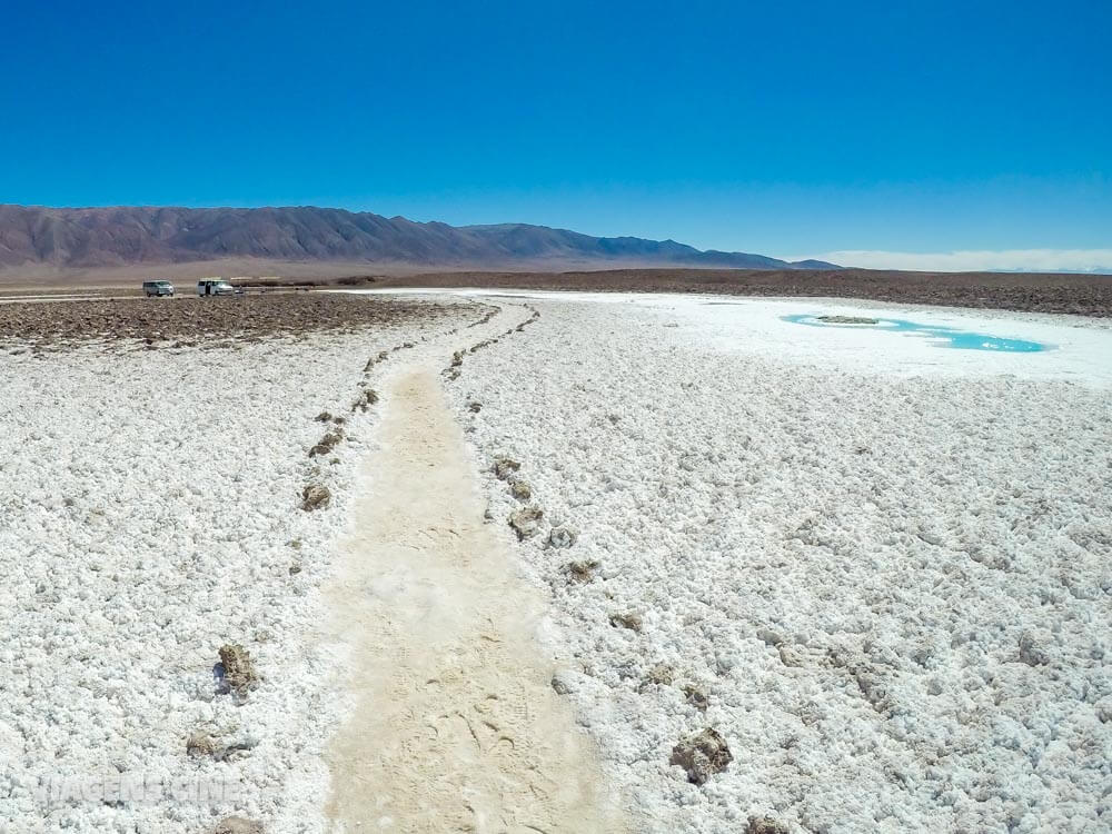 Lagunas Escondidas de Baltinache - Tour no Deserto do Atacama