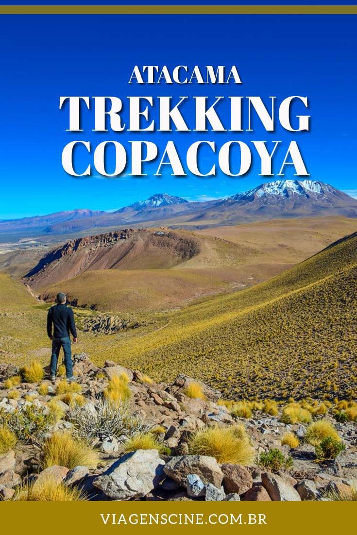 Geyser del Tatio + Trekking Copacoya: Tour Imperdível no Deserto do Atacama