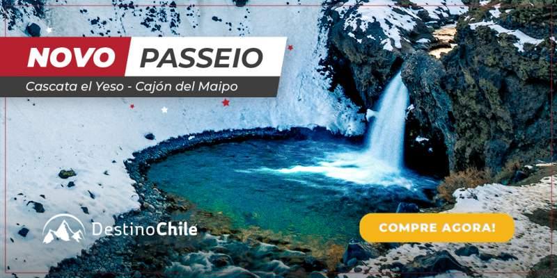 Cajon del Maipo: Embalse el Yeso fechado - Portillo
