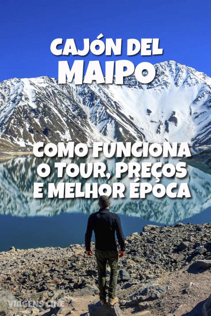 Cajón del Maipo e Embalse El Yeso: tour imperdível em Santiago do Chile