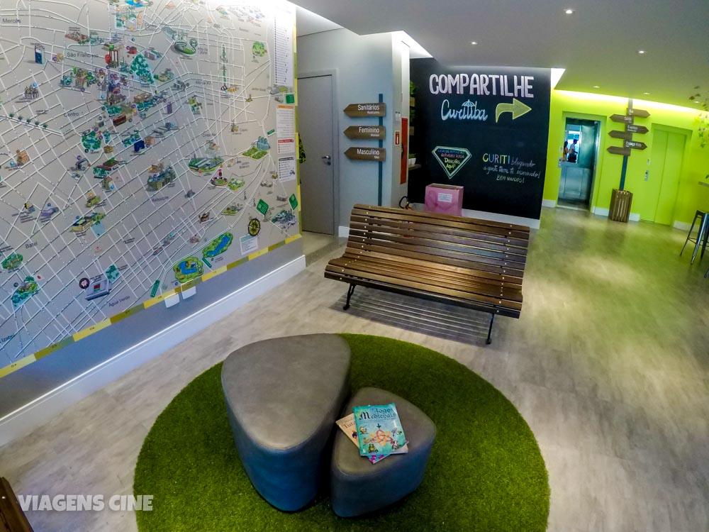 Curitiba: Dica de Hotel Barato - Ibis Styles Centro Cívico